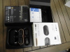 Set of Sony WF1000XM3 wireless noise cancelling ear buds and charging case with box