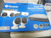 Swan pro series 3mp HD security system with box