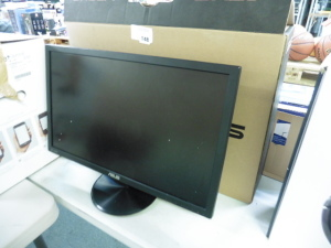 Asus VP247 computer monitor in box